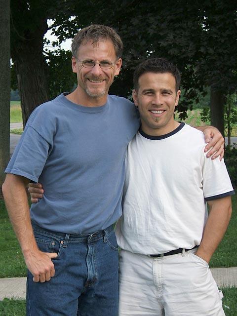 Martin and Dani Vlad