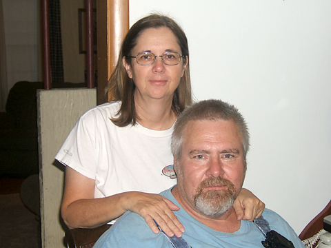 Tom and Denise Smith