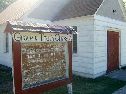 Grace and Truth Chapel - Baldwin, Michigan