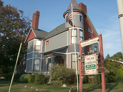 the Inn at Ludington