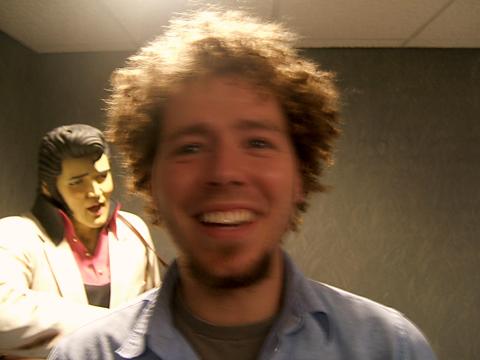 Elvis and Lars