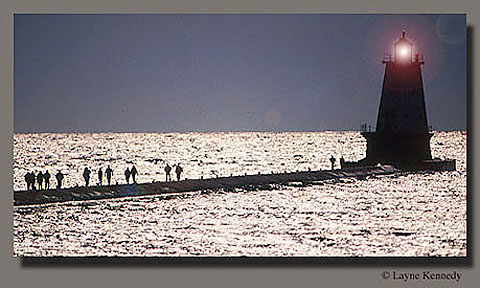 Ludington Lighthouse
